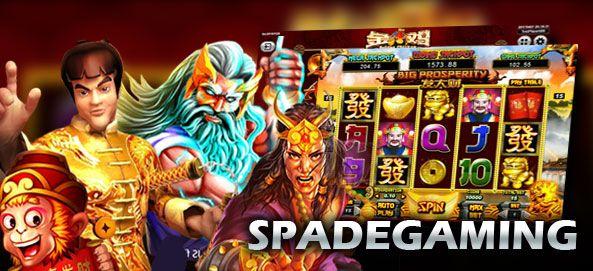 Situs Slot Spadegaming Terpercaya